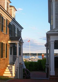 Martha's Vineyard  ...  Would love to get back here. Such a cute place!