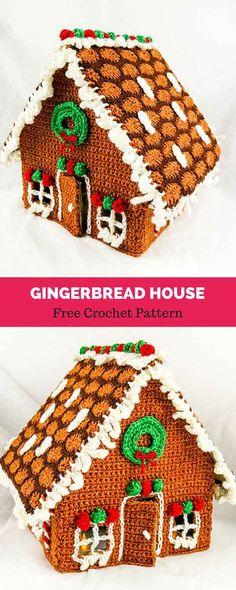 135 besten Häkeln / Stricken Weihnachten frei Bilder auf Pinterest ...