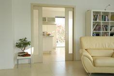 Skryté zárubne sú moderné, estetické a bezpečné | domabyt.zariadim.sk