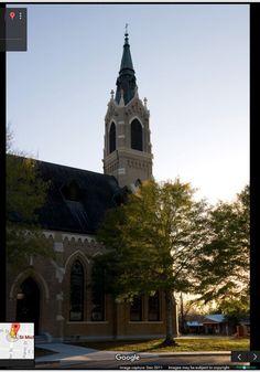 St. Michaels' Catholic Church. Weimer, TX