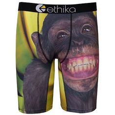d985265a2692 Ethika the staple fit monkey business men underwear no rise boxer shorts  briefs