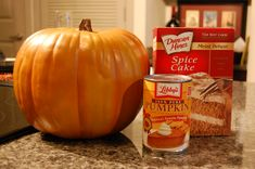 Start with one box of Duncan Hines Spice cake mix and one 15 oz. can of pumpkin puree. Start with one box of Duncan Hines Spice cake mix and one 15 oz. can of pumpkin puree. 2 Ingredient Pumpkin Muffins, Pumpkin Spice Muffins, Pumpkin Spice Cake, Pumpkin Bread, Pumpkin Puree, Duncan Hines, Cake Mix Muffins, Spice Cake Mix, Chocolate Cake Mixes