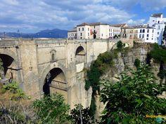 Pont-de-Ronda-Andalousie