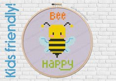 This pattern has been specially designed for kids with a special easy to count grid and many other features! It includes two versions and a cross stitch 101:\r\n <b>1 to 10 counters</b>\r\n This pattern has been designed for the little ones. It features