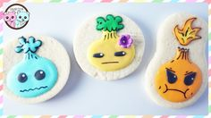 Check out these great Puzzle Monster Quest Cookies made by Sugar Coder. Which would you want to eat?