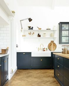 This weeks favorites are up on Beckiowens.com. Loving this blue beauty via @devolkitchens