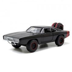 A 1:24-scale replica of the car from Fast & Furious 7, complete with rally raid upgrades.