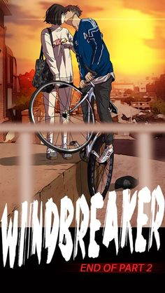 Mia x Minu - Wind Breaker Webtoon Manga Anime, Manga Art, Anime Guys, Japon Illustration, Commuter Bike, Bicycle Art, Cycling Art, Cycling Tips, Naruto Wallpaper