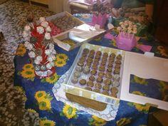 Cake pops y minicupcakes