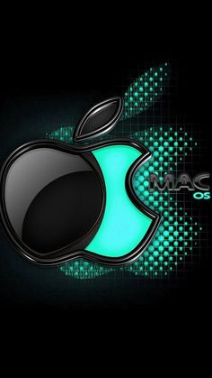 Eating the Apple logo iPhone 6 Wallpapers