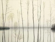 """Rafał Borcz(Polish, b.1973)  """"Luty"""" """"February"""" 2011  olej na płótnie  oil on canvas"""