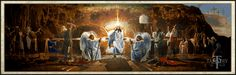 painting of the resurrection - Google Search