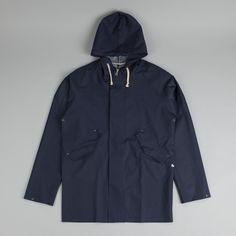 Elka Blavand Jacket Navy | Flatspot