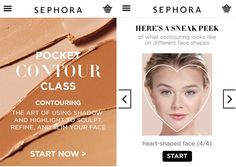 Sephora Pocket Contour