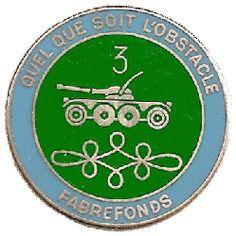 8e Hussards-3ème escadron - 1982
