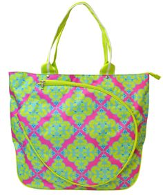 Ready Set Glow All For Color Las Tennis Tote Bag Find More Awesome Bags At