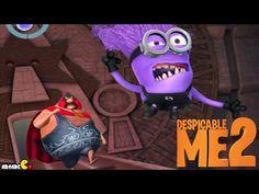 Despicable Me Minion Rush El Macho's Lair Boss Battle - YouTube