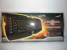 Genius GX Imperator Pro Gaming Keyboard Review