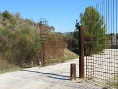 Igualada Cemetery Entrance