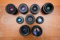 Five Reasons Why Your Lenses Are More Important Than Your Camera xxx SO true!!