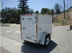 2016 New Other LOOK TRAILERS STLC4X6SI2 4X6 BOX TRAILER Toy Hauler in California CA.Recreational Vehicle, rv, 2015 LOOK TRAILERS LOOK TRAILERS STLC4X6SI2 4X6 BOX TRAILER, LOOK TRAILERS STLC4X6SI2 SINGLE AXLE CARGO TRAILER FOR SALE Summary Price : $1695.00 Payment options : CASH, CHECK, FINANCING AVAILABLE OAC. CALL NOW SOME FEE'S MAY APPLY MSRP : $2044.00 Discount : $349 Exterior color : WHITE ALUMINUM SKIN Doors : SINGLE REAR CARGO DOOR Year of manufacture : 2013 Condition : NEW…