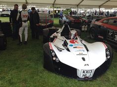 Cholmondeley Pageant Of Power 2013