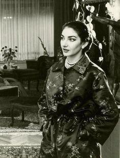 Maria Callas - Milan (1956)