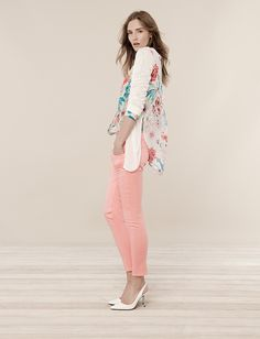 FRACOMINA - Official Website Spring Summer 2015, Duster Coat, Trousers, Website, Jeans, Skirts, Jackets, Collection, Fashion