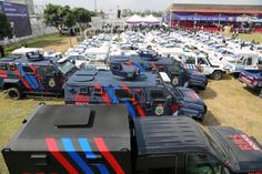 Ambode have done it again: Security coming back to Lagos! Ambode commissions Helicopters gun boats Armoured Personel Carriers: amazing photos here