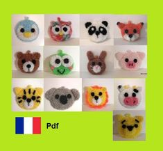 Baby Blanket Crochet, Crochet Baby, Craft Stick Crafts, Easy Crafts, Creative Bubble, Crochet Amigurumi, Crochet Needles, Easter Bunny Decorations, Mermaid Blanket