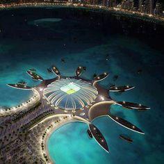 FIFA World cup stadium, Qatar