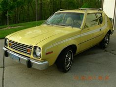 Remember this car?--no, & what an ugly color!!