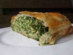 Spanakopita, Allrecipes, Food And Drink, Vegetarian, Ethnic Recipes, Tortilla, Pizza, Party, Vegane Rezepte