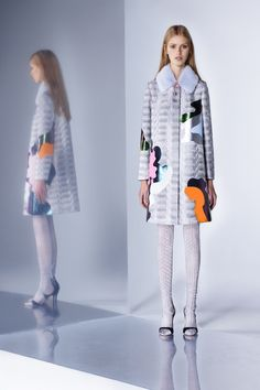 See the complete Mary Katrantzou Pre-Fall 2016 collection.