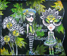 miranda's creations: I am on the Rangerblog !!!!!