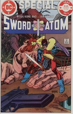 Cover for Sword of the Atom Special (1984 series) #1