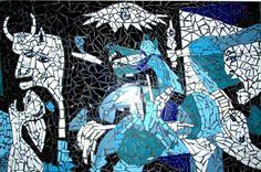 Guernica mosaico