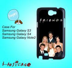 friends serial tv show--Samsung S3 case,Samsung S4 case,Samsung note 2 case,cute Samsung S4 case,nice Samsung S4 case, cool Samsung S4 case. by Hoticase, $14.88