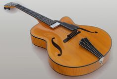 :)  Grellier archtop