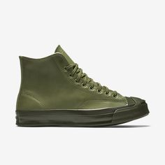 Converse Jack Purcell Signature Rubber High Top Unisex Shoe