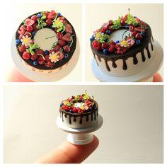 2018.03 Miniature cake Dollhouse ♡ ♡By Buhincafe