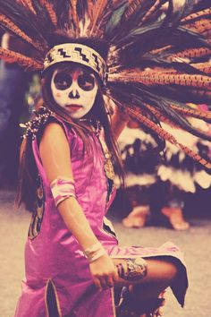 Day of the dead, Mexico. Art print by Myan Soffia