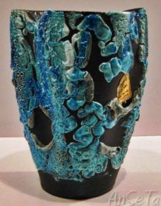Charles Cart, Cyclope Pottery, Annecy, France, 1960s