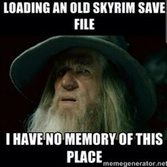Loading an old Skyrim save file.I have no memory of this place Knitting Humor, Crochet Humor, Funny Crochet, Knitting Quotes, Back To Work After Vacation, Broke Meme, Teaching Humor, Teaching Quotes, Education Quotes
