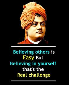 Swami vivekananda quotes - Tribute to One of the Greatest Youth Icon of Our Nation SwamiVivekananda on his Birth Anniversary NationalYouthDay 🇮🇳 Motivational Thoughts, Inspirational Thoughts, Positive Quotes, Motivational Quotes, Hindi Quotes, Wisdom Quotes, True Quotes, Quotations, Swag Quotes