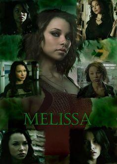 The Secret Circle Elementals: Melissa Glaser by NightFullSky