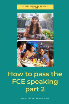 Download 3 sample tests of FCE speaking part 2 New Teachers, When You Know, Previous Year, Learn English, One Pic, Teaching Resources, Over The Years, Good Times, The Help