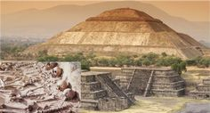 One of the earliest civilizations that developed under Olmec influnce is represented by an unknown complex of ruins...