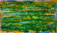 "Saatchi Art Artist Nestor Toro; Painting, ""Forest Reflections Canopy"" #art"