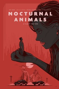'Nocturnal Animals' Poster Art Showcases The Best New Design Talent